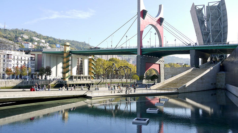 Guggenheim Museum in Bilbao   © Xauxa (Håkan Svensson)/WikiCommons