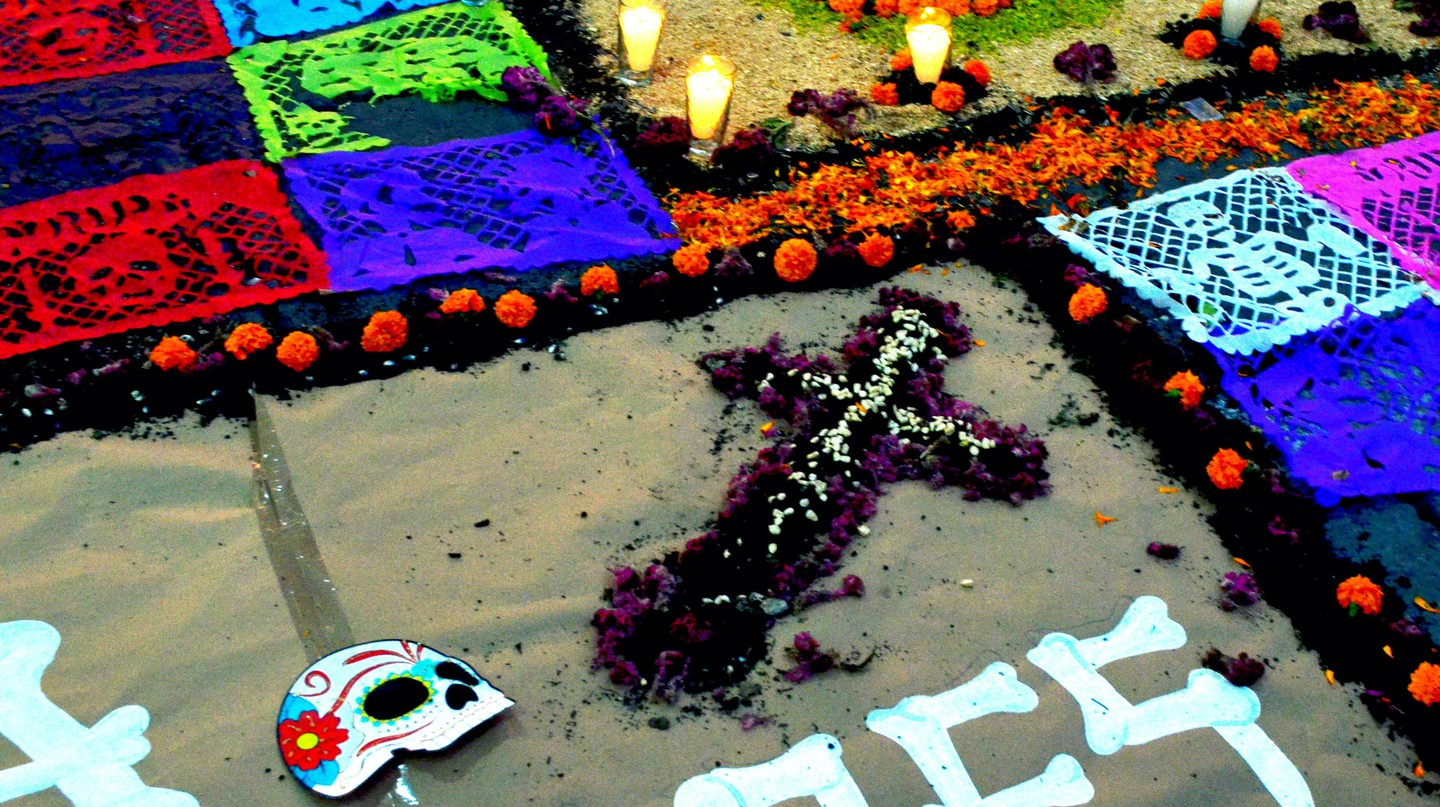 Día de Muertos in Mexico City│© Marysol*/Flickr