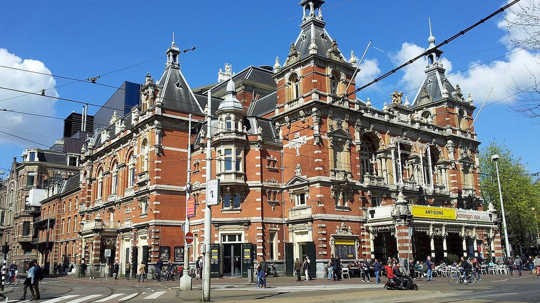 De Stadsschouwburg, Amsterdam | © Kleon3 / WikiCommons