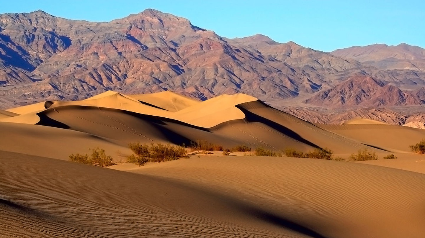 Death Valley © Brocken Inaglory/Wikipedia