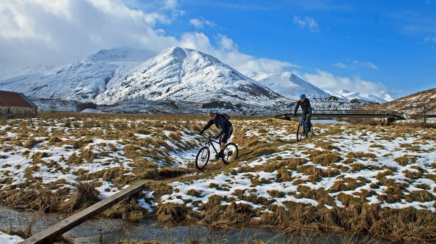7 Spectacular Places to Cycle in Scotland