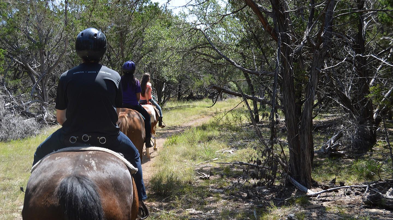 Texas Trail Riding | © skveerkamp/Flickr