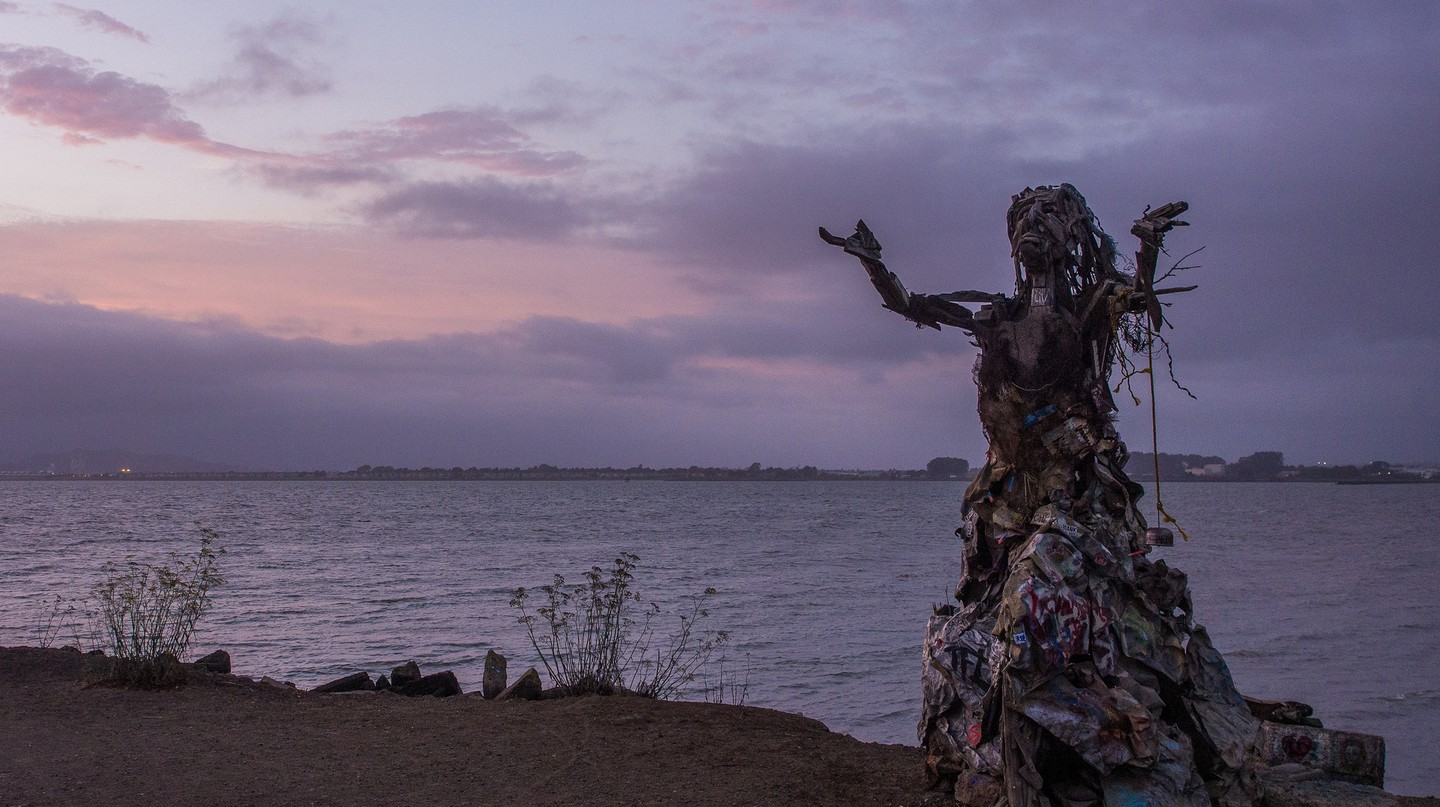 Albany Bulb Sea Witch © Eugene Kim/Flickr