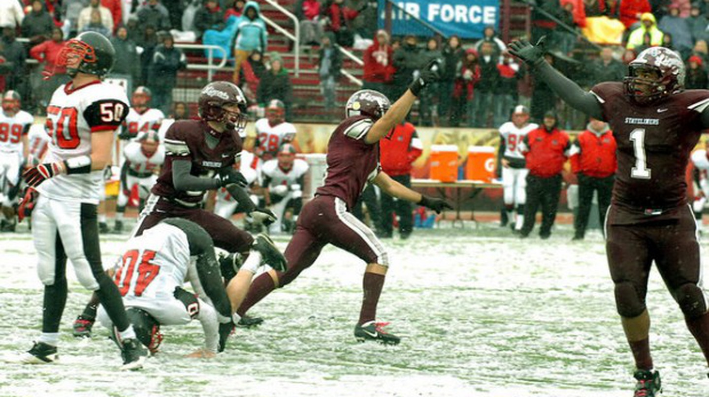 Phillipsburg beat Easton 3-0 in 2010 thanks to an overtime field goal. | © LehighValleyLive