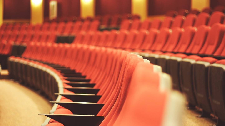 Theatre seating | ©David Joyce/Flickr