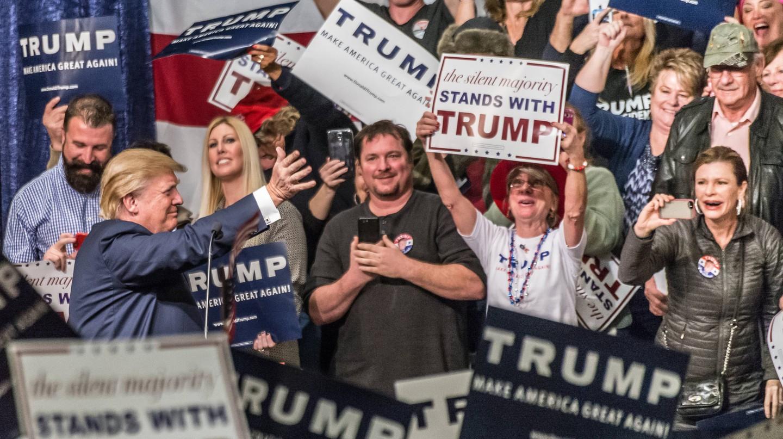 Donald Trump in Reno, Nevada (January 10, 2016) |  ©Darron Birgenheier / Flickr