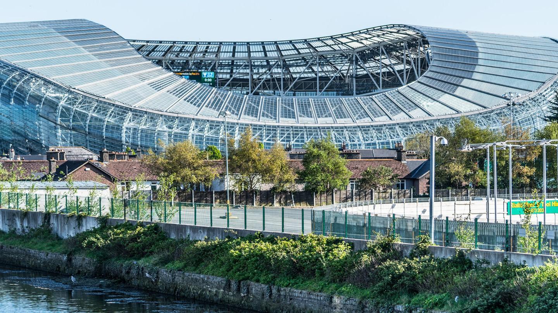 The Aviva Stadium, Dublin | © William Murphy/Flickr