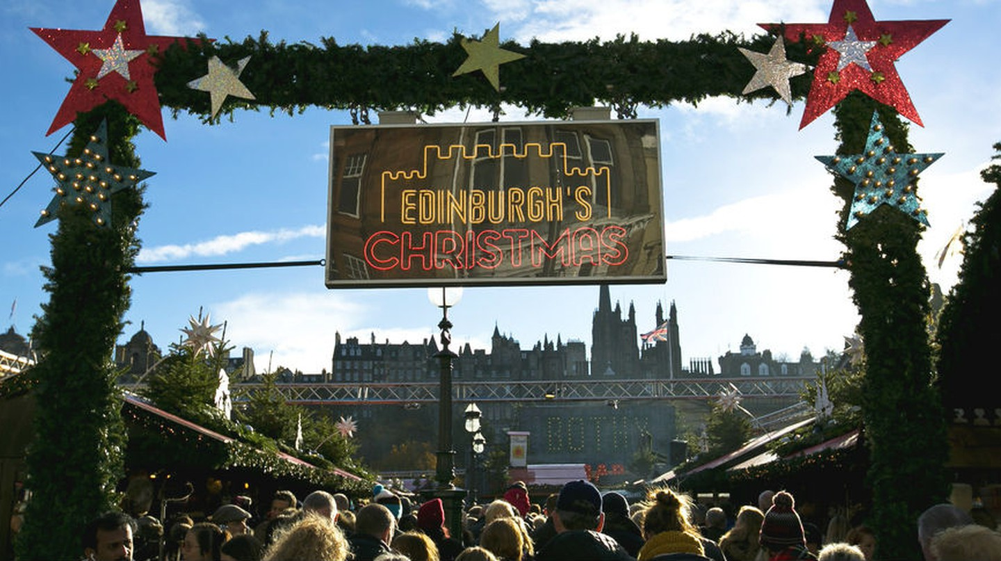 © Eoin Carey / Courtesy Of Edinburgh's Christmas