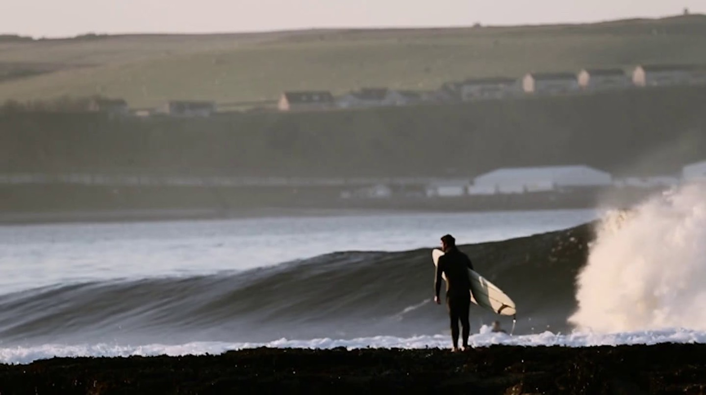 Thurso Surfing