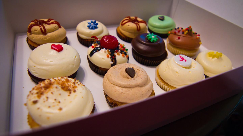 Gergetown Cupcake | © instantvantage/Flickr