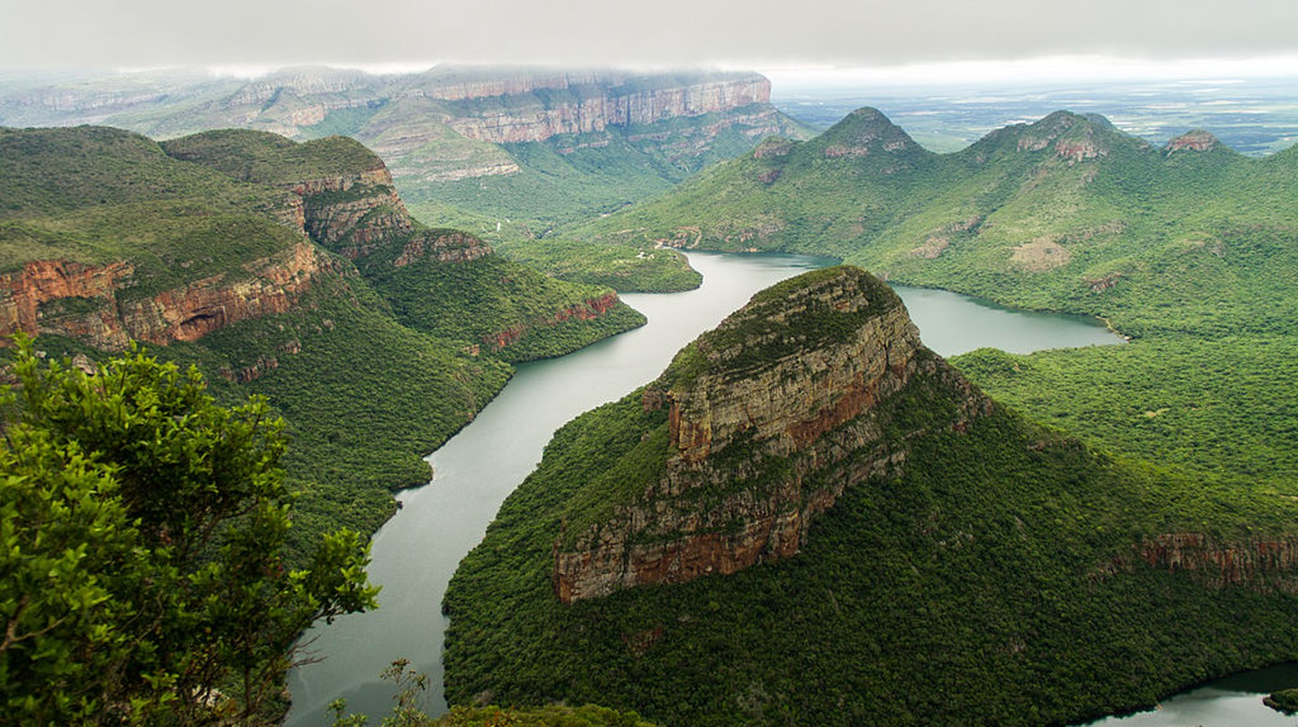Blyde River Canyon, Mpumalanga © Stefan Schäfer / WikiCommons