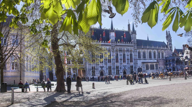 Markt Square   © Jan D'hondt/courtesy of Toerisme Brugge