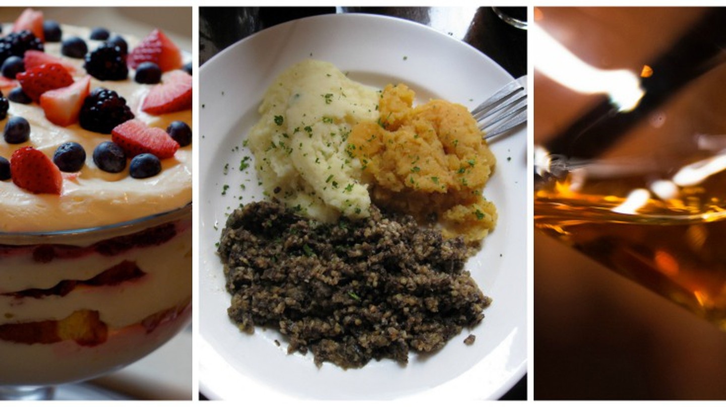 A Guide To Scotland's Annual Burns Supper