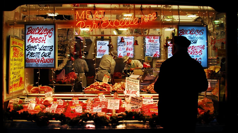 Butcher | © Tinou Bao/Flickr