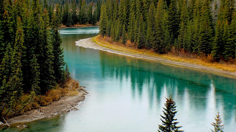 Banff | © Bernard Spragg/Flickr