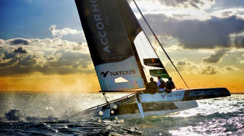 © Christophe Huchet @yachtracingimage.com