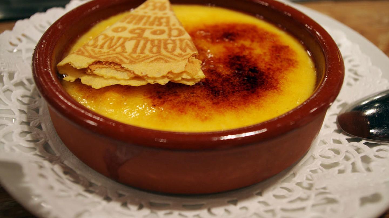 Crema Catalana | ©SusanFitzgerald/Flickr