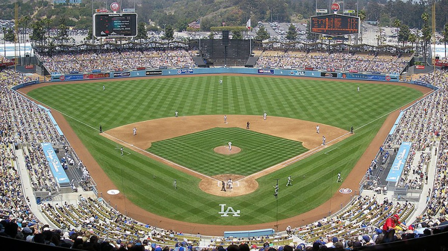 Dodger Stadium © Jake N./Wikipedia
