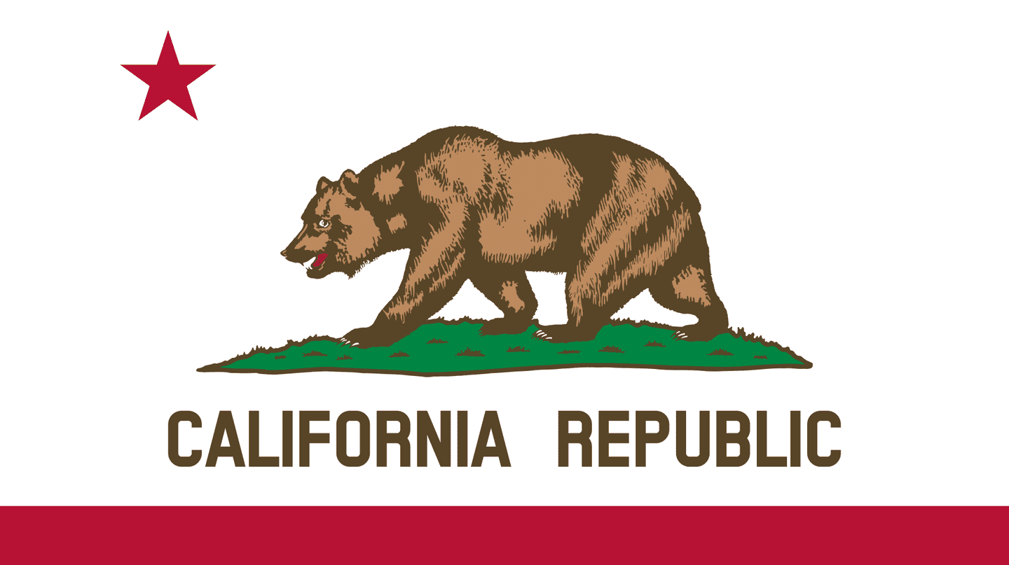 California flag © Devin Cook/Wikipedia