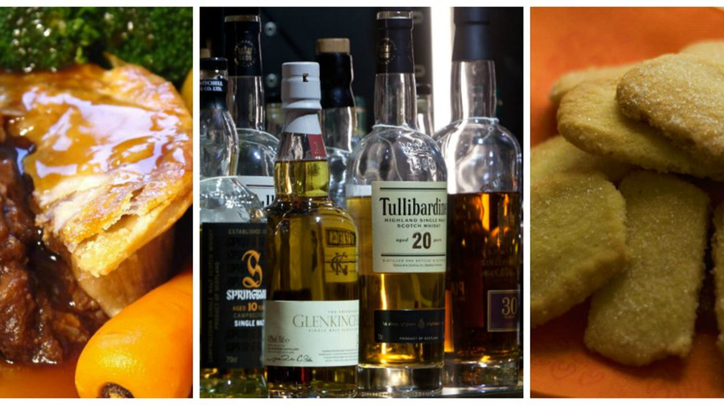 A Guide to Hogmanay Food and Drink