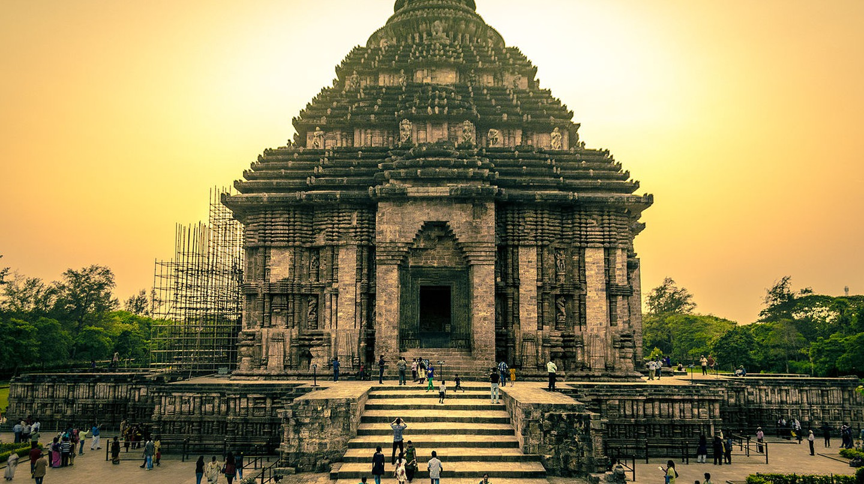 Sun Temple at Konark | © Mayank Choudhary/WikiCommons
