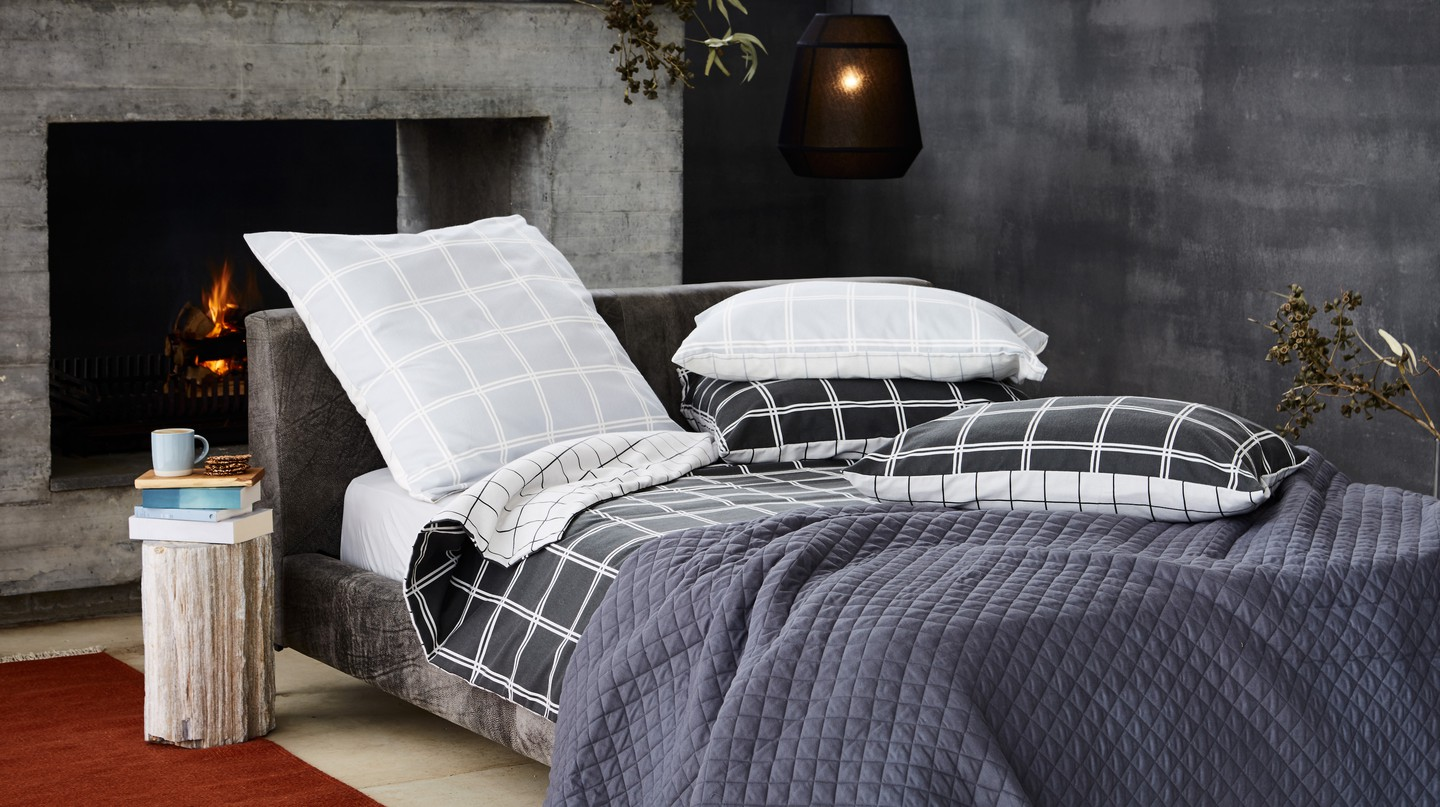 Urbanara A/W bedroom collection