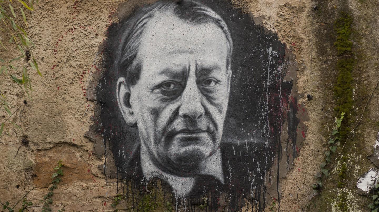 Portrait of André Malraux │© thierry ehrmann