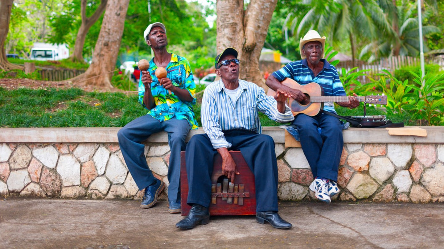 Local musicians playing traditional music, St. Anne, Jamaica | © Yevgen Belich/Shutterstock