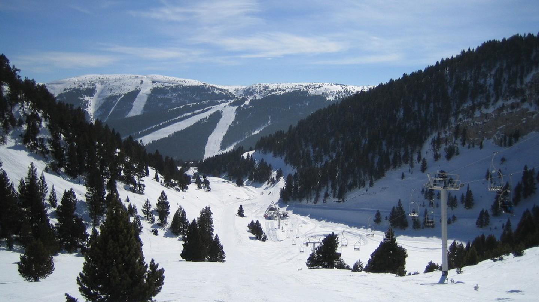 Ski resort, Spain | WikiCommons