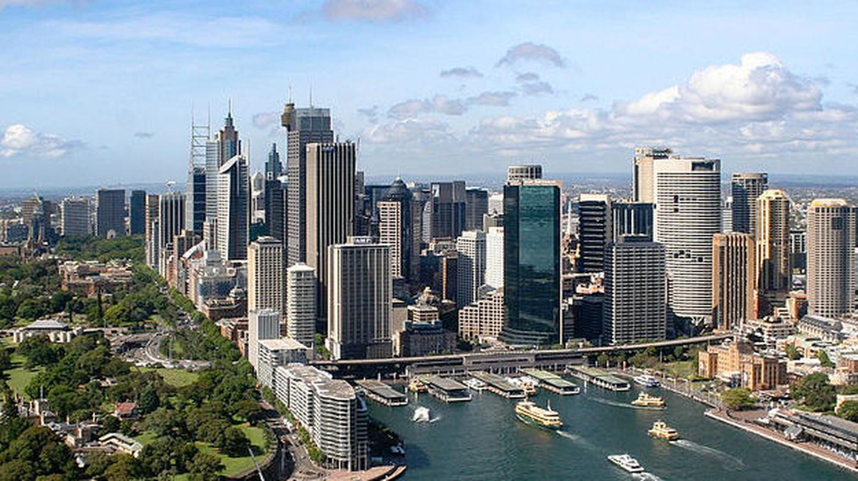 Sydney skyline | ©Beau Giles/WikiCommons