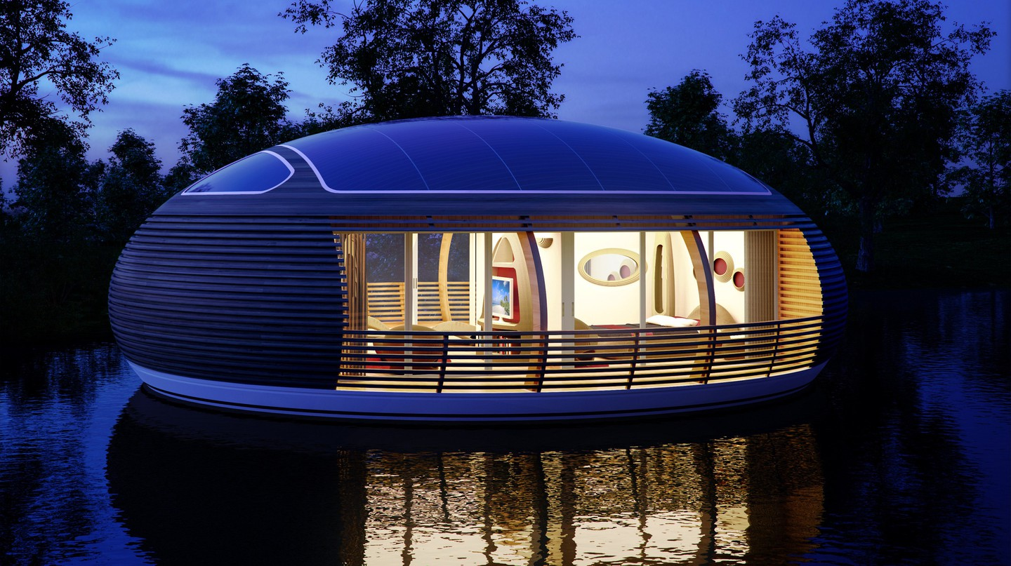 WaterNest 100 © Giancarlo Zema Design Group