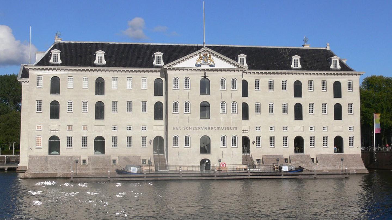 Het Scheepvaartmuseum | © Remi Mathis/WikiCommons