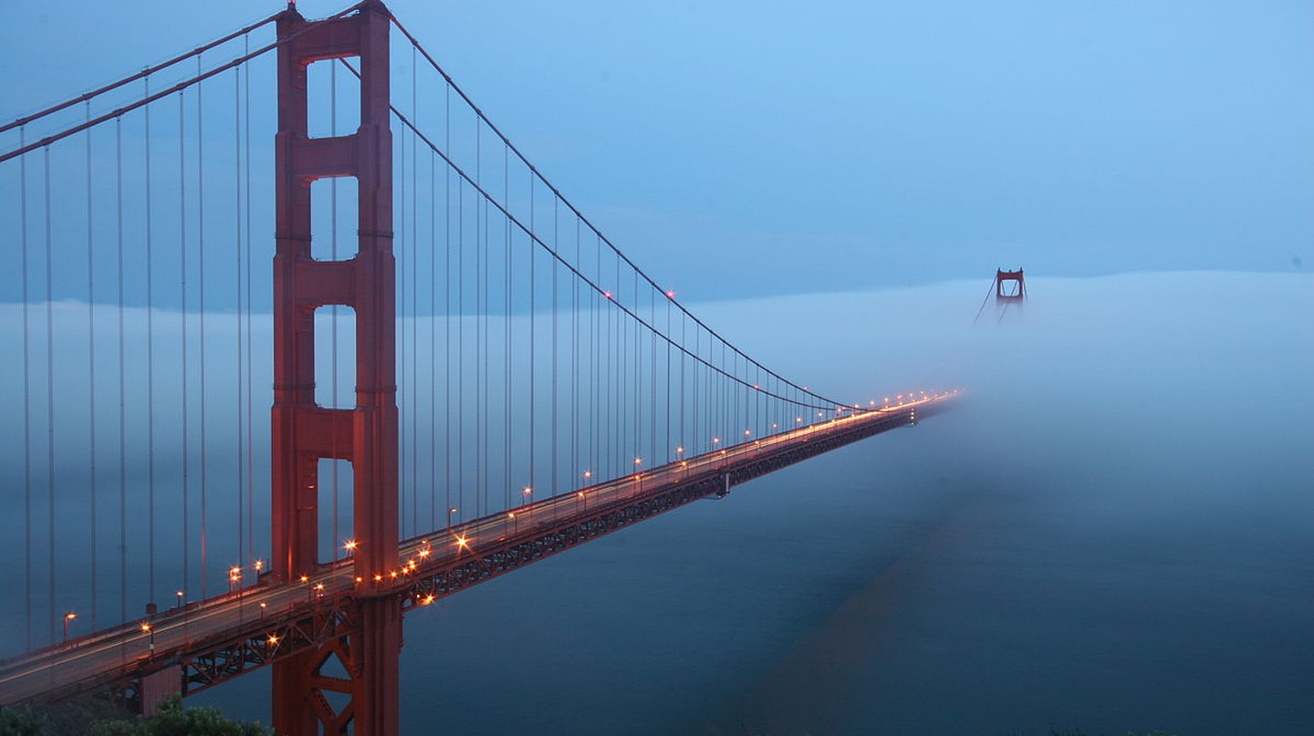 San Francisco fog © runner310/Wikipedia