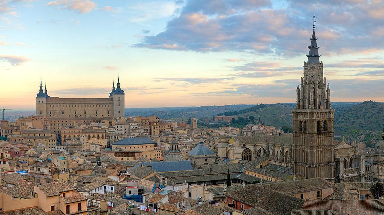 Toledo, Spain   © DAVID ILIFF. License: CC-BY-SA 3.0