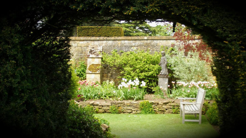 Secret Garden | © Elliott Brown/Flickr