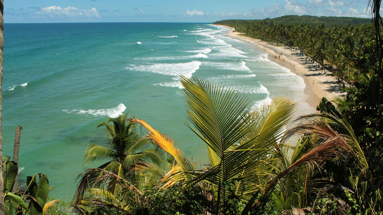 Itacaré, Bahia  © Marinelson Almeida/Flickr