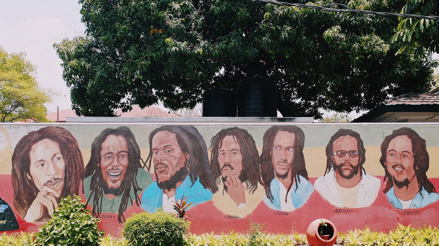 Bob Marley Museum, Kingston | © Takehiko Ono/Flickr