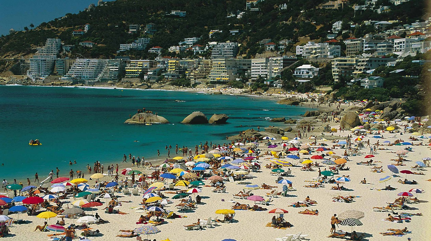 Clifton Beach, Cape Town © South African Tourism/Flickr