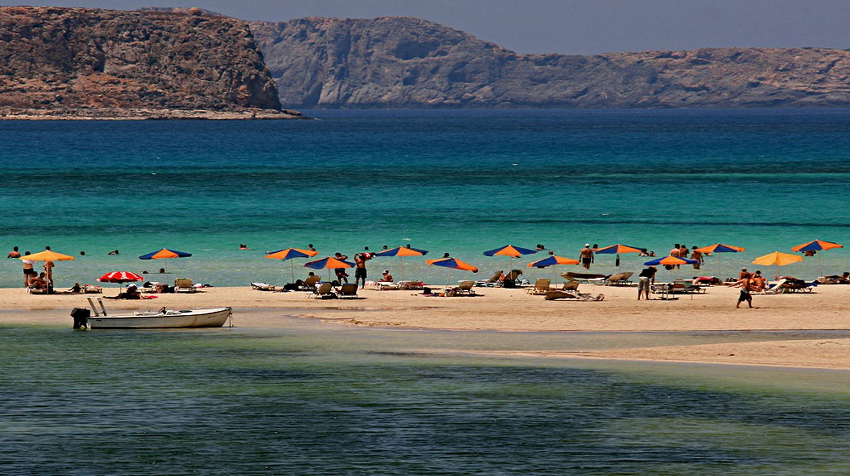 Balos, Crete, Greece |  © Pom Angers/Flickr