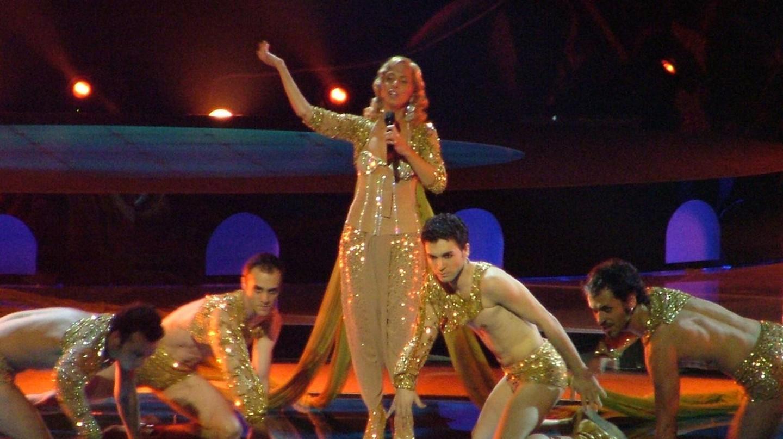 Eurovision Song Contest-Sertab Erener | ©  Daniel Aragay/Flickr