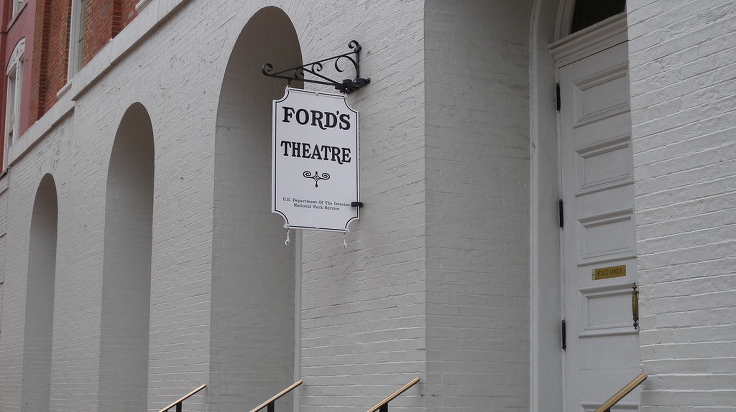 Ford's Theatre | © Brian Turner/Flickr