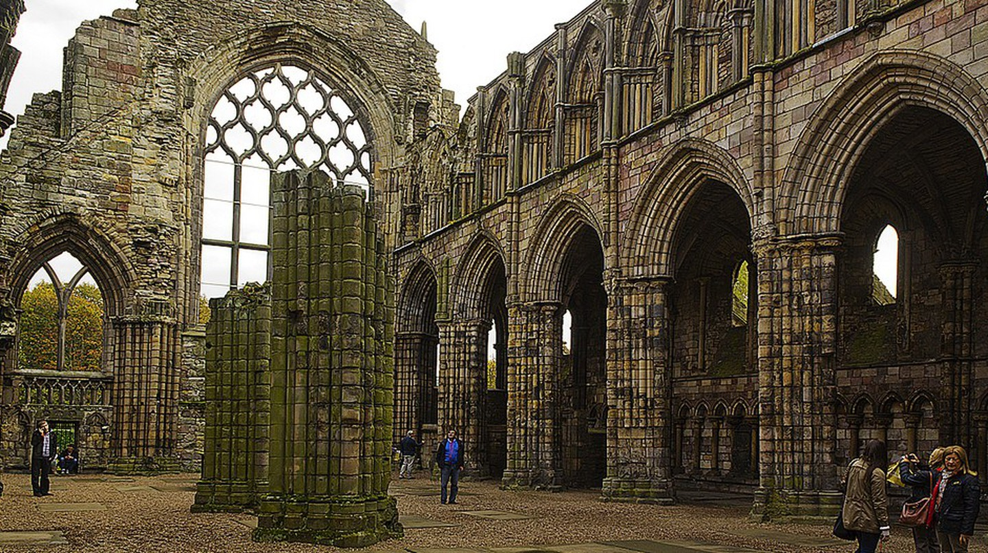 Holyrood Abbey | © dun_deagh/Flickr