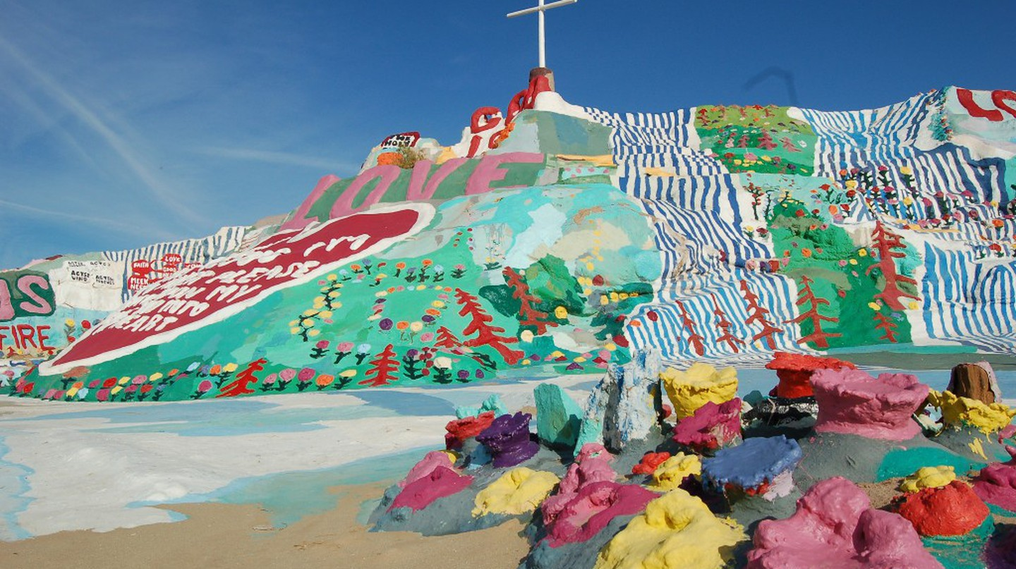 Salvation Mountain | © Brian/Flickr