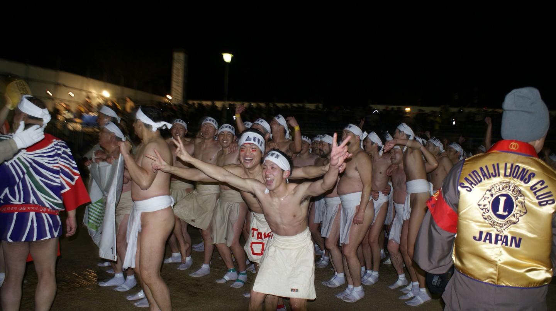 Naked Festival at Saidai-ji Eyo | © Jere Samuli Perttula/Flickr