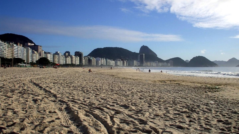Copacabana beach | public domain
