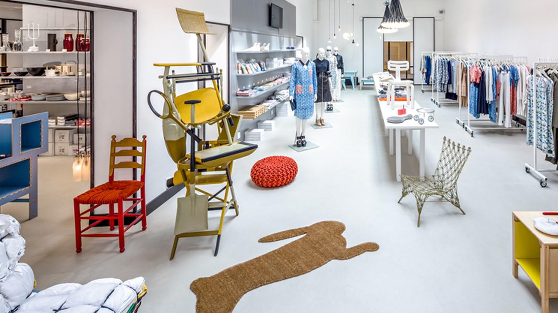 Droog shop at Hôtel Droog  | © Droog