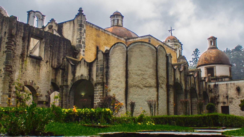 Ex-Convento, Desierto de los Leones | © anmadelacueva/WikiCommons