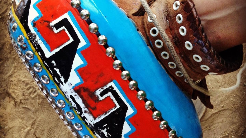 Pelota Mixteca glove   © Pixabay