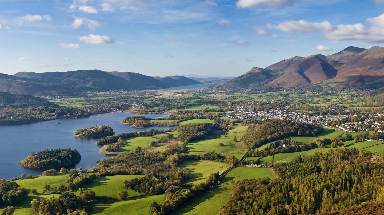 Keswick in the Lake District | © wikipedia.org