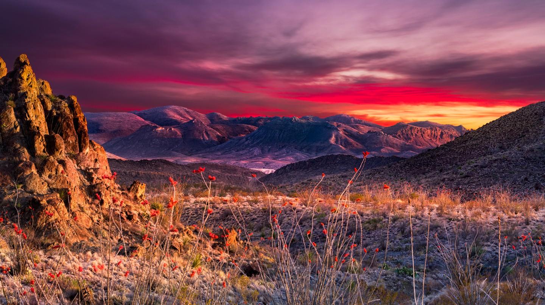 Big Bend National Park   © Dean Fikar/Shutterstock